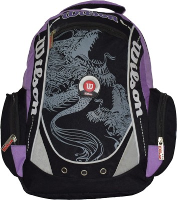 Wilson LTB049 25 L Backpack(Multicolor)  available at flipkart for Rs.399