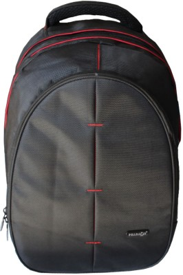 PHARAOH Backpack(Black, 4 inch)