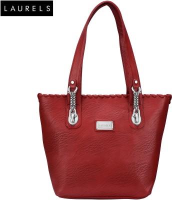 Laurels LBG-SPW-1010 Shoulder Bag(Red, 12 inch)