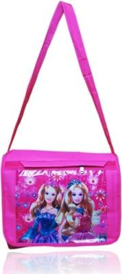 Chiku'N'Cherry bag33 School Bag(Pink, 10 inch)
