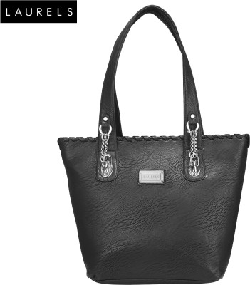 Laurels LBG-SPW-0202 Shoulder Bag(Black, 12 inch)