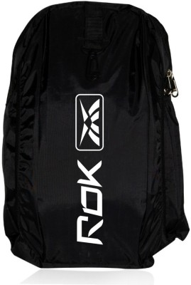 Lapaya Waterproof School Bag(Black, 18 L)