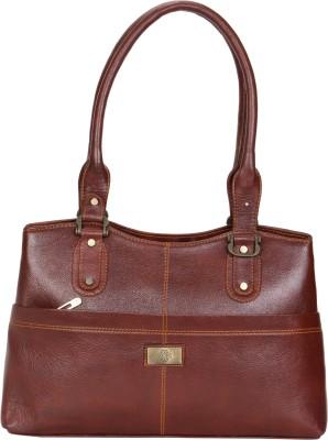 44% OFF on American-Elm by Women s Handbags Waterproof Shoulder Bag(Brown 3e6a8ed995777
