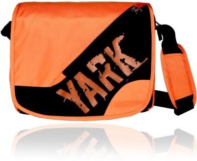 YARK Messenger Bag 2101 Waterproof Sling Bag Orange, 13 inch YARK Bags, Wallets   Belts