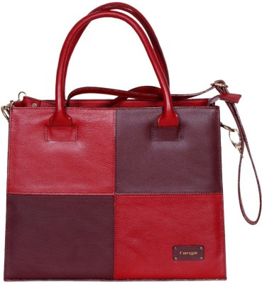 l'ange ALLB_06_RED/BROWN Sling Bag(Red, 7 L)