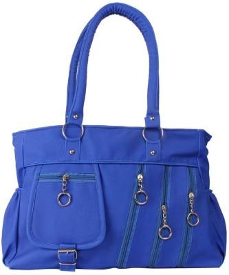 Bellina Shoulder Bag(Blue)