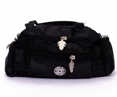 Zakina Hand-held Bag(Black)  available at flipkart for Rs.145