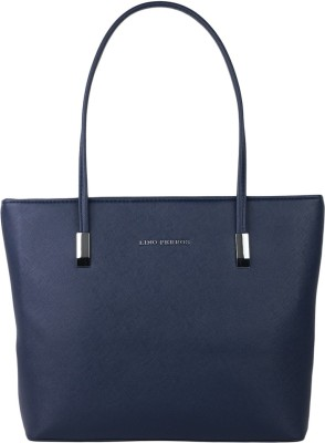 Lino Perros Women Blue Tote at flipkart