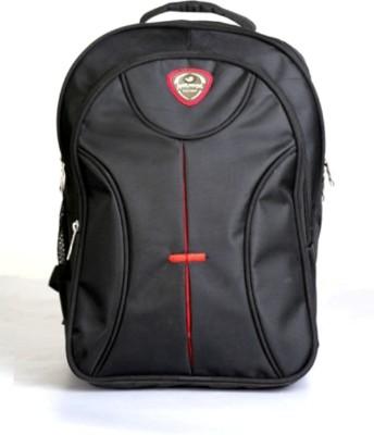 Paradise Paradise Black School Bag Waterproof Backpack(Black, 7 L)  available at flipkart for Rs.549