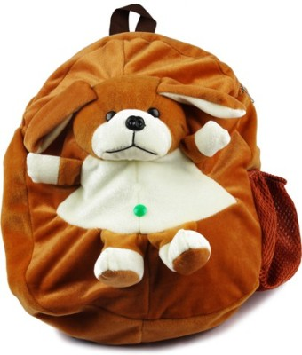 51% OFF on Tinytot Teddy Backpack(Brown 31a4b9a3505b4
