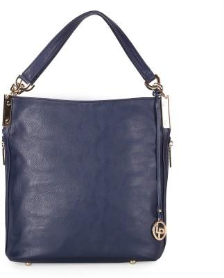 Lino Perros Shoulder Bag(Blue, 3 L) at flipkart