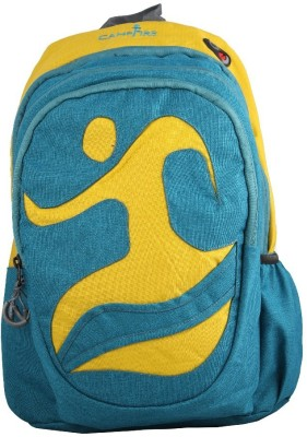 Campfire load runner Waterproof Backpack(Yellow, 38 L)  available at flipkart for Rs.1750