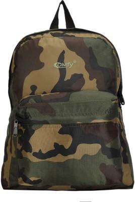 Comfy C 17 School Bag Green, 15 L