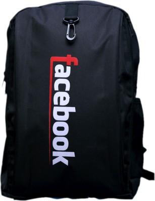 Lapaya Waterproof School Bag(Black, 15 L)