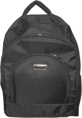 Walson Waterproof Backpack(Black, 16 inch)