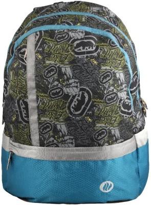 campfire abee lappie Waterproof Messenger Bag(Blue, 35 L)