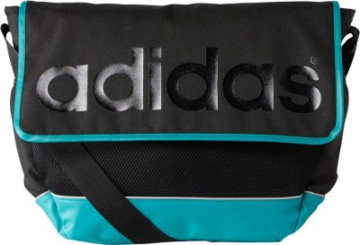 ADIDAS AZ0881 Messenger Bag(Black) at flipkart