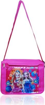 Chiku'N'Cherry bag32 School Bag(Pink, 10 inch)