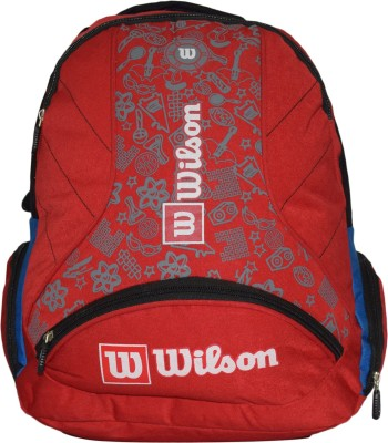 Wilson LTB050 25 L Backpack(Multicolor)  available at flipkart for Rs.345