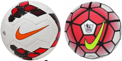 Retail World Red ordem n stike red combo Football - Size 5 ( Pack of 2 2cceb6b0c5655