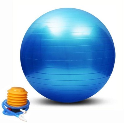 Solutions24x7 Anti Burst Gym Ball With Pump