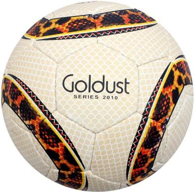 Vicky Goldust Football   Size: 5 Beige Vicky Footballs