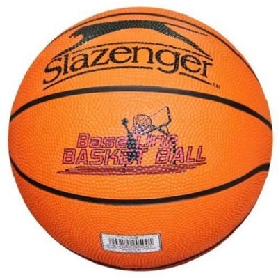 SLAZENGER V 450 Baseline Basketball   Size: 5 Pack of 1, Orange SLAZENGER Basketballs