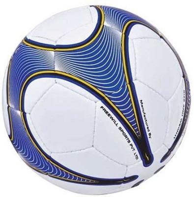 Nivia Vega Football - Size: 5(Pack of 1, Blue, White)  available at flipkart for Rs.805