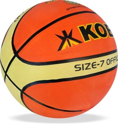 KOBO Extreme Basketball   Size: 7 Pack of 1, Orange KOBO Basketballs