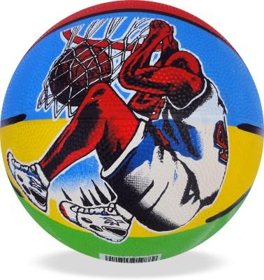 KOBO Pro Court Basketball   Size: 3 Pack of 1, Red, Yellow KOBO Basketballs