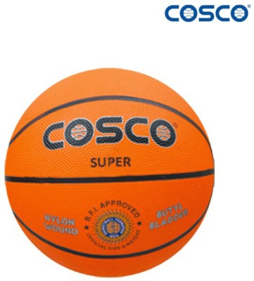 Cosco Super Basketball   Size: 5 Pack of 1, Multicolor Cosco Basketballs