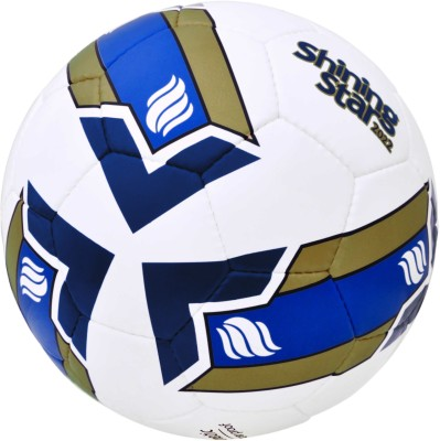 Nivia Shining Star-2022 Football - Size: 5(Multicolor)  available at flipkart for Rs.809