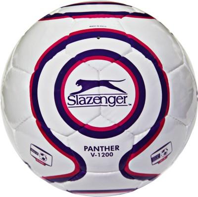 Slazenger Panther V-1200 Football -   Size: 5(White)