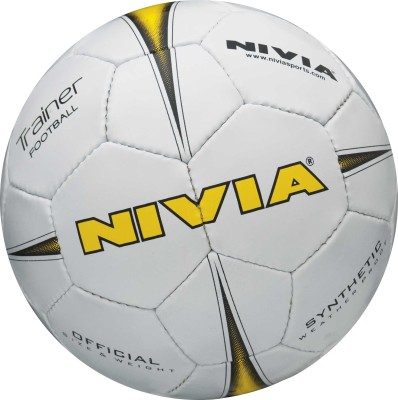 Nivia Trainer Football - Size: 3(Multicolor)  available at flipkart for Rs.489