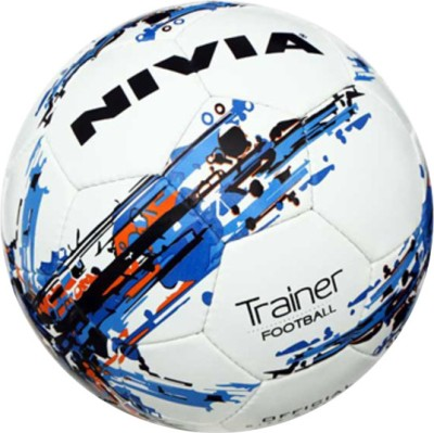 Nivia Trainer Football - Size: 5(Multicolor)  available at flipkart for Rs.549