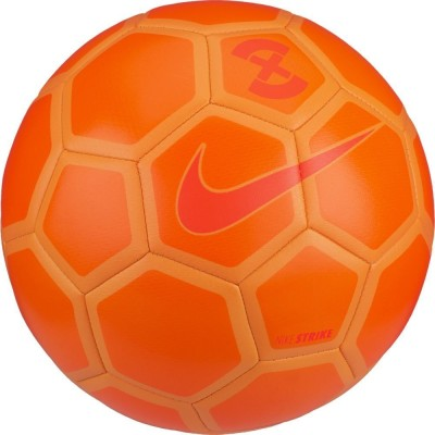 Nike X Strike Football   Size: 5 Pack of 1, Orange Nike Footballs