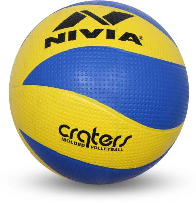 Nivia Craters Volleyball -   Size: 4
