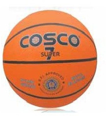 COSCO Super Basketball   Size: 7 Pack of 1, Multicolor COSCO Basketballs