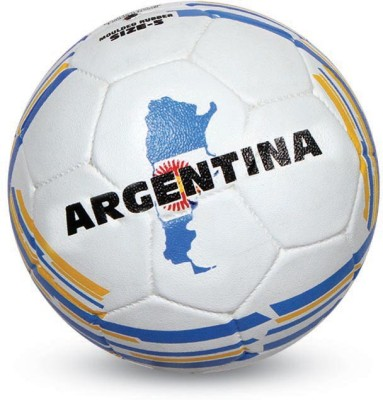 Nivia Country Colour (Argentina) Football -   Size: 5(Pack of 1, Multicolor)  available at flipkart for Rs.271