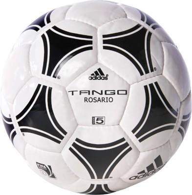 ADIDAS Tango Rosario Football   Size: 5 White, Black ADIDAS Footballs