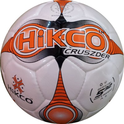 38360d95f 11% OFF on Hikco Orange Cruszder Football - Size  5(Pack of 1