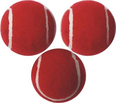J JC Thar Tennis Ball Pack of 3, Red J JC Tennis Balls