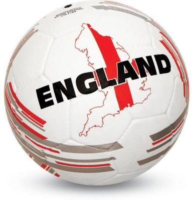 Nivia Country Colour (England) Football - Size: 3(Pack of 1, Multicolor)