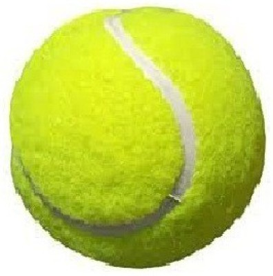 SYN6 SS01151 Heavy tennis Cricket tennis Ball(Pack of 1, Yellow)  available at flipkart for Rs.108