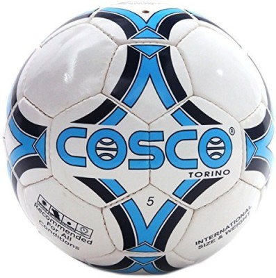 Cosco Torino Football   Size: 5 Pack of 1, Multicolor
