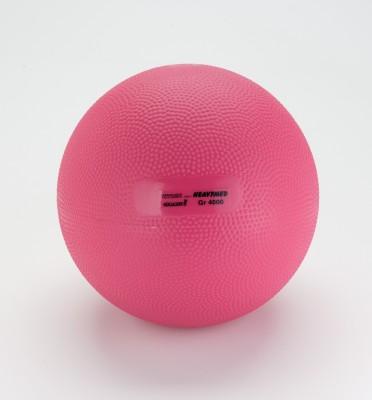Gymnic Heavymed Gr. 4.000 ( 4 Kg.) Ø Cm. 20 Pink Medicine Ball(Weight:  4 Kg, Pink)