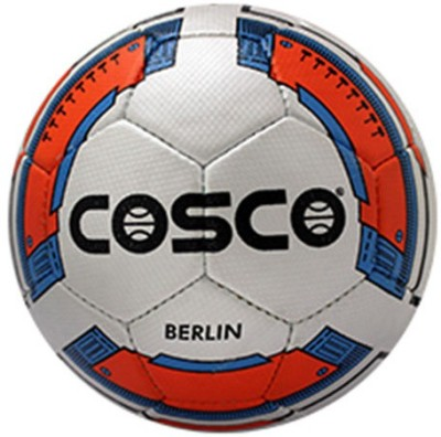 Cosco Berlin Football   Size: 5 Pack of 1, Multicolor Cosco Footballs