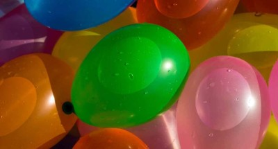 Heirloom Quality Solid 1200 Premium Big Water Balloons - Holi Balloons Balloon(Multicolor, Pack of 1200) at flipkart