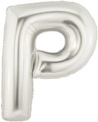 Bettalic Printed 15916S P Balloon(Silver, Pack of 1)