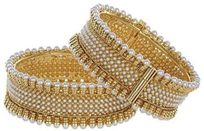 You Bella Alloy Bangle Set(Pack of 2) at flipkart